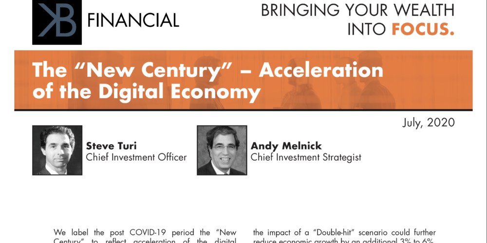 """The """"New Century"""" – Acceleration Of The Digital Economy"""